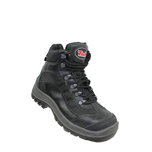 Il S1 Berufsschuhe Chaussures Tuf De noir Businessschuhe Src Trekking Nero OYHRwF