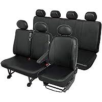 Sitzbezüge schwarz hinten KOS FORD WINDSTAR