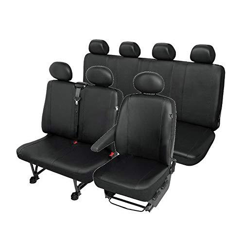 Saferide Set Completo di coprisedili 1 + 2 + 4 7 posti, per roulotte, Camper, Auto, furgoni, sedili per Auto