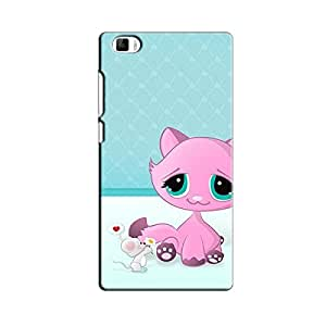 CAT MOUSE BACK COVER FOR XIAOMI MI5