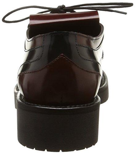 Pennyblack Semolina, Chaussures Plates, Bordeaux Femme