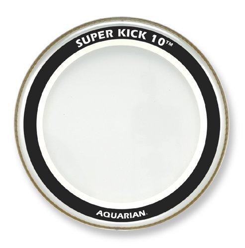 Aquarian SK1018 Bass Drum Fell Super Kick Ten (18 Zoll)