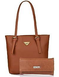 Fostelo Elisha Women's Handbag (Tan)