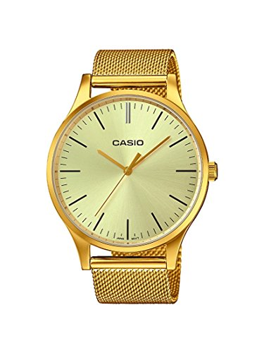 Casio Collection Unisex-Armbanduhr LTP-E140G-9AEF