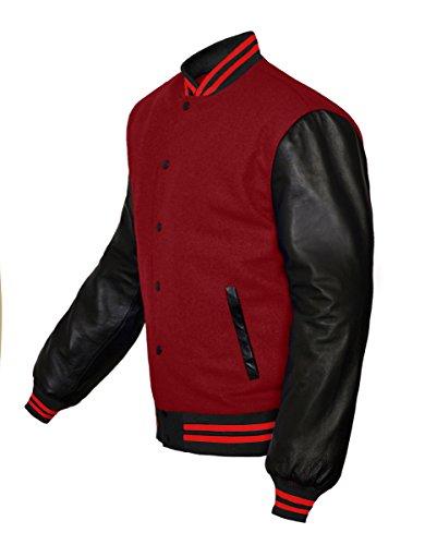 luvsecretlingerie - Blouson - Homme rouge cardinal