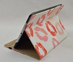 Apple New iPad Air / iPad 5 Schutzhülle Hülle Cover Case Etui Tasche für 2013 iPad Air iPad 5 Displayschutzfolie Stylus Super praktische schwarze Tasche im Bookstyle bietet perfekten Schutz für Ihr iPad Air ohne auf den Tragekomfort oder die Bedie...