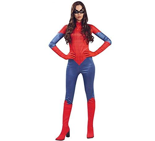 Imagen de disfraz de mujer araña para mujeres