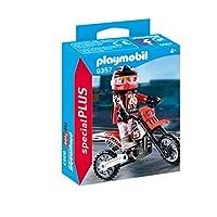 Playmobil 9357 Special Plus Motocross Driver