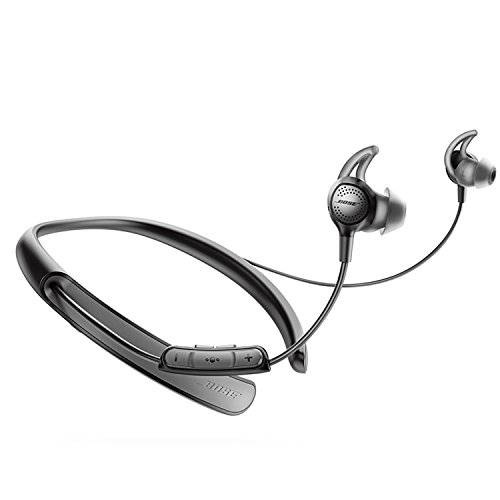 Bose 761448-0010 QuietControl 30 Cuffie Wireless, Nero