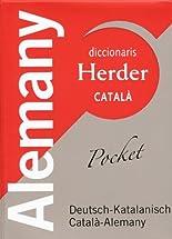 Pocketwörterbuch Deutsch-Katalanisch /Katalanisch-Deutsch hier kaufen