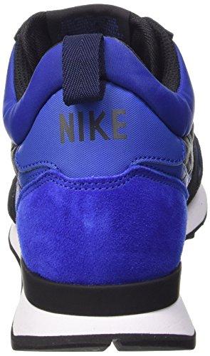 Nike Herren Internationalist Mid Sport & Outdoorschuhe Blau (Varsity Royal/Black-White)