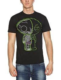 Family Guy Men's Stewie XRay Short Sleeve T-Shirt