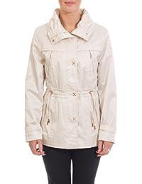 Klass Crinkle Satin jacket - Womans - CB9GESP