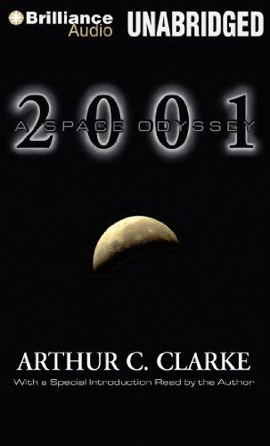 2001: A Space Odyssey Audio Book