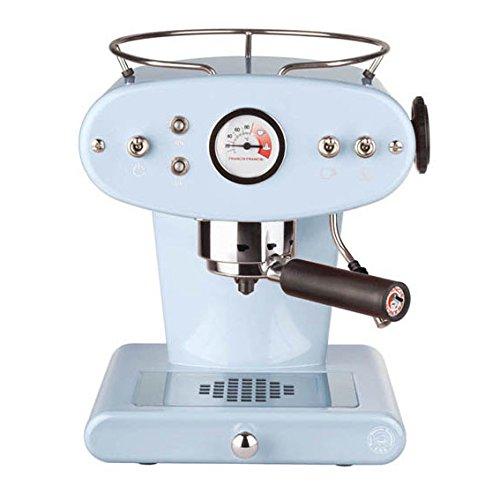 Illy FrancisFrancis! X1 Trio Espressomaschine hellblau