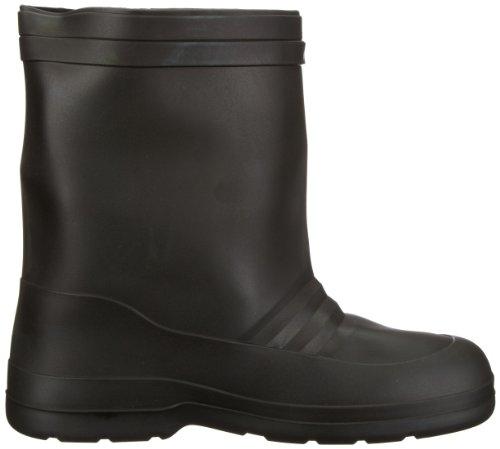 Nora Udo 72089, Bottes de pluie mixte adulte Noir-TR-J1-30