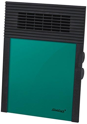 Steba HL 638 C3 - Calefactor (29 cm, 2,1 kg, 9 cm) Verde