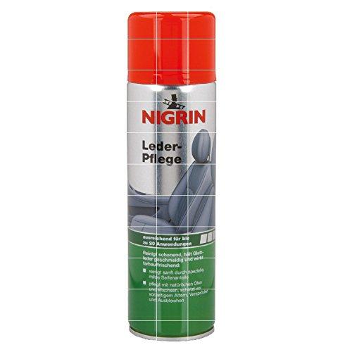NIGRIN cuir cuir en spray 400ml Nettoyant pour cuir d'entretien nettoyage entretien voiture