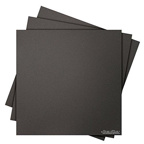 buildtak-bt12x12-3pk-3d-folgio-di-plastica-per-stampa-12-x-12-304-x-304-mm-quadrato-nero-pacco-di-3