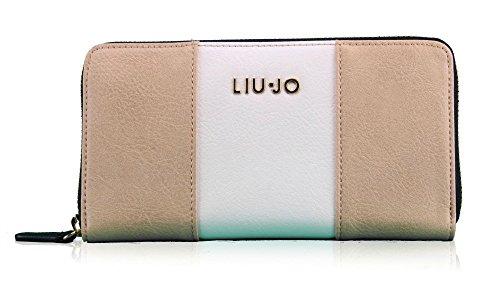 Liu Jo IO PU Wallet, Portafoglio Donna nude N16044E0037-51315