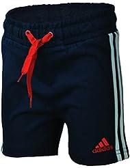 Adidas Infant ESS KN Short Kleinkinder Shorts Kurze Hose Navy