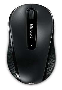 Microsoft Wireless Mobile Mouse 4000 - Graphite
