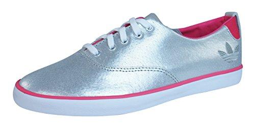 adidas Originals Azurine Low Turnschuhe der Frauen / Schuhe Silver