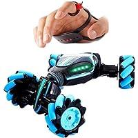 SE7EN Sensing Stunt Remote Control car Traverse Crab Dancing Stunt Car Rechargeable Gesture Controlled 360° Twisting Off…