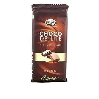 Satva Chocolate - Choco De-Lite, 25g Bar