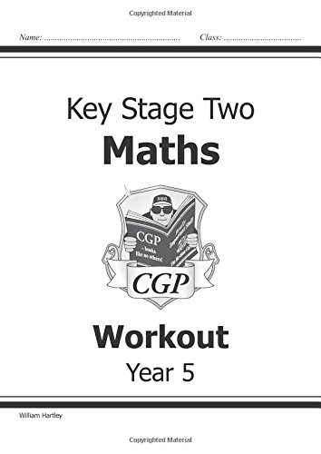 KS2 Maths Workout Book - Year 5 (CGP KS2 Maths)