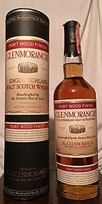 Glenmorangie Port Wood Finish 70cl with case (tube)