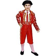 Boys Toys - Disfraz Torero 5-6 Años 19642