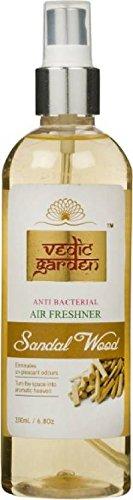 Vedic Garden Sandalwood Home Liquid Air Freshener (200 ml, Spray Dispense Action)