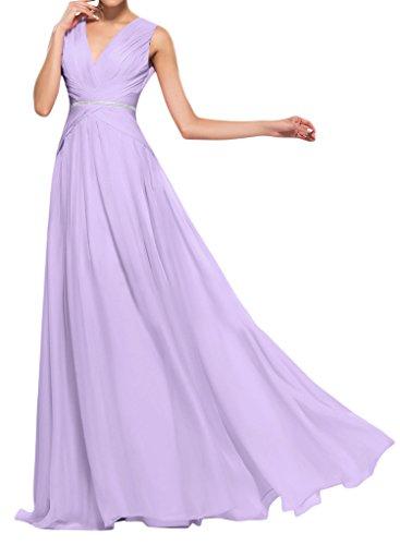 Missdressy - Robe - Femme Violet - Lavande
