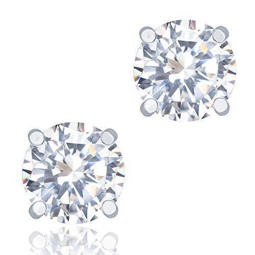 18k-white-gold-plated-cubic-zirconia-round-cut-unisex-solitaire-stud-earrings-190-carats-by-orrous-c