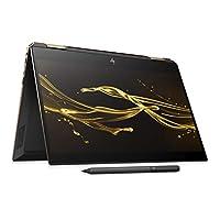 HP Spectre X360 GEM CUT Design 13t Convertible Laptop 8th Gen - Intel 4-Core i7-8565U, 16GB, 512GB PCIe, 13.3 FHD Touchscreen, Win 10, Eng-Keyboard, Dark Ash