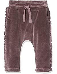 Noa Noa Baby Girls' Velour Trousers