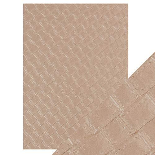 Craft Perfect - Perfektes Handwerk, Handgefertigtes Baumwollpapier - Gewebtes Fell -