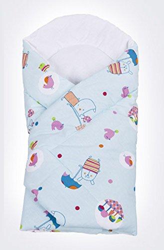 BLANCA Baby Puck couverture - Nid d'ange - Cornet Exclusif pour nouveau-né 0-2 monatef36