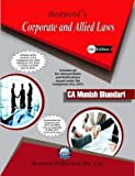 Corporate & Allied Laws for CA Final May 2017 Exams & Onwards