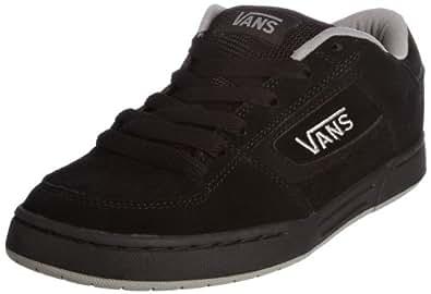 Vans M Churchill - Baskets Mode Homme - Noir (Black/Mid Grey) - 39 EU