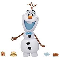 Disney Frozen Olaf's Frozen Adventure - Olaf Dulce Sorpresa (Hasbro C3143EU4)
