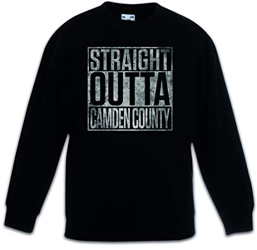 Urban Backwoods Straight Outta Camden County Kinder Jungen Mädchen Pullover