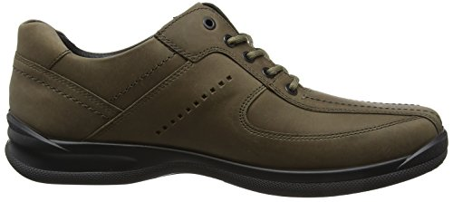 Hotter Lance, Chaussures à Lacets Homme Brown (Mushroom)