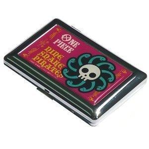 Titular de una pieza   ONE PIECE  bandera pirata  tarjeta de presentaci n 5bf9fdf9f29