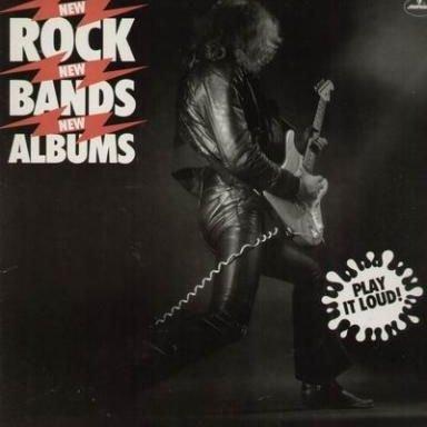 New Rock New Bands New Albums Sampler (Verschiedene Interpreten) [Vinyl LP]