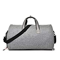 Travel Garment Bag men duffle bags suitcase suit Business Travel Organizer Foldable shoulder bag Trip luggage handbag