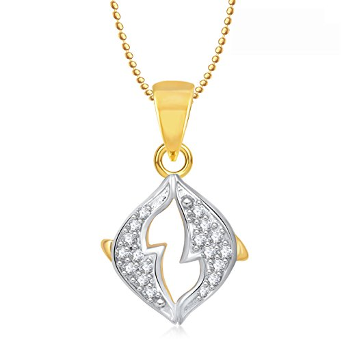 Valentine Gifts Meenaz Zodiac Power pendant Pisces Astrology pendant horoscope with chain PS290