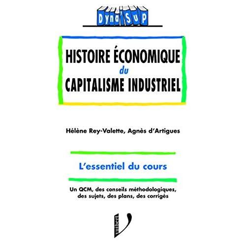 Histoire économique du capitalisme industriel