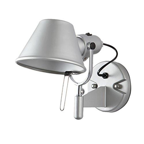 RFJJ Wandleuchte Schlafzimmer-Kopfteil-Wand beleuchtet Gang-Innenbeleuchtungs-kreative Wandlampe
